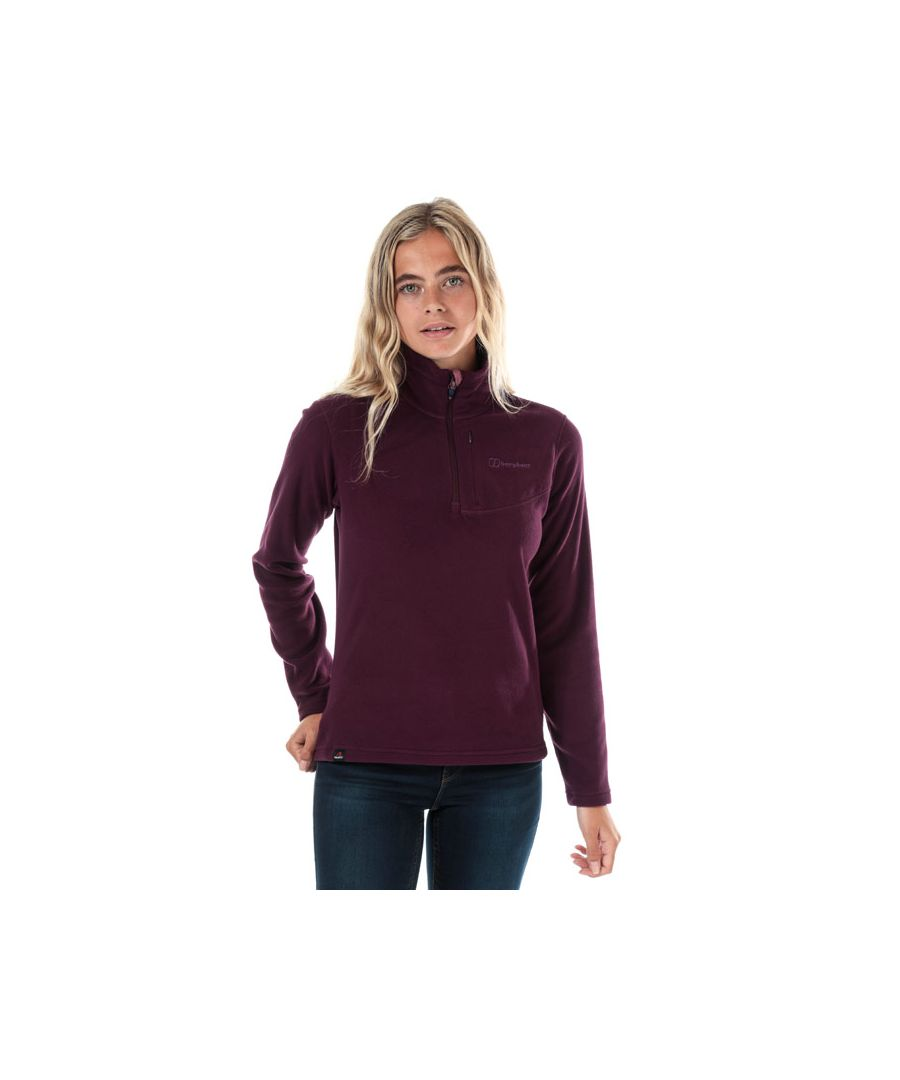 Image for Women's Berghaus Prism Micro Polartec FLeece in Purple
