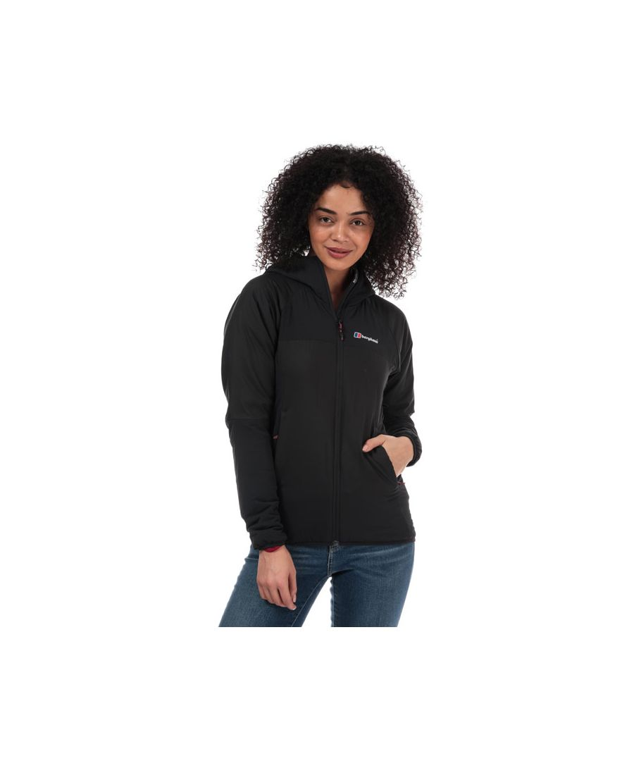 Image for Women's Berghaus Tellach X Insulated Jacket in Black