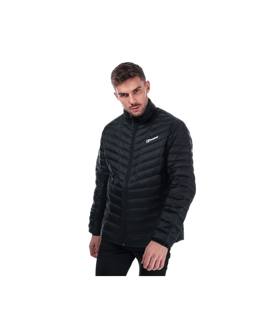 Image for Men's Berghaus Tephra Reflective Down Jacket in Black