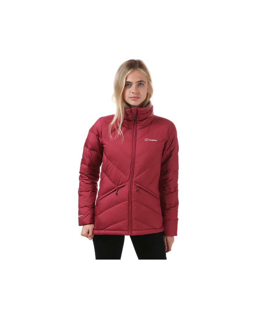Image for Women's Berghaus Easdale Insulated Jacket Pink 8in Pink