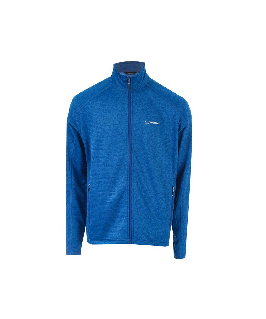Image for Men's Berghaus Spitzer Fleece Jacket in Blue