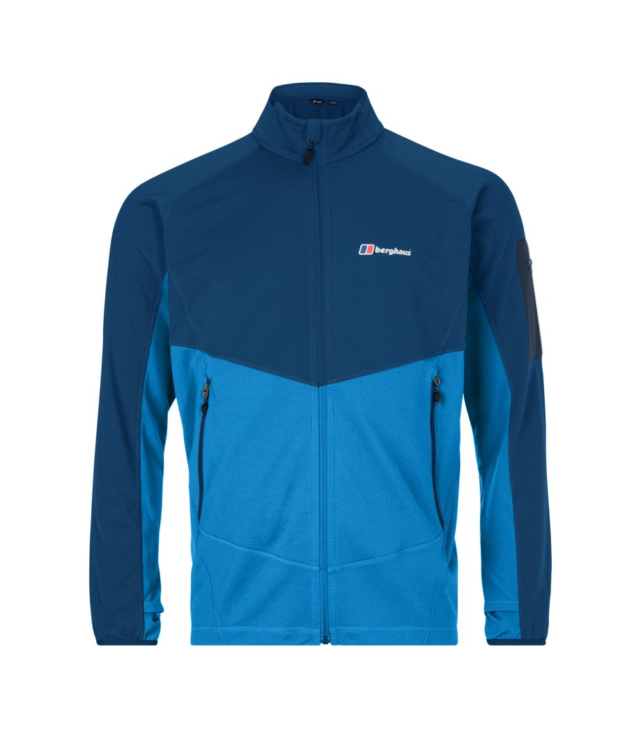 Image for Berghaus Pravitale Mountain Lightweight Mens Jacket Blue - L