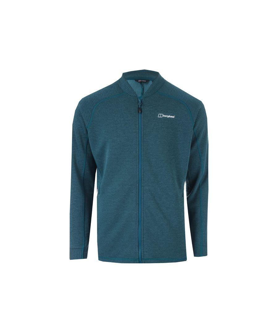 Image for Men's Berghaus Caldey Fleece Jacket in Blue