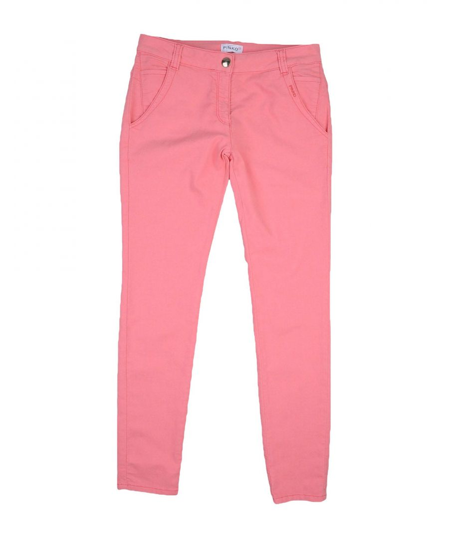 Image for DENIM Pinko Up Coral Girl Cotton
