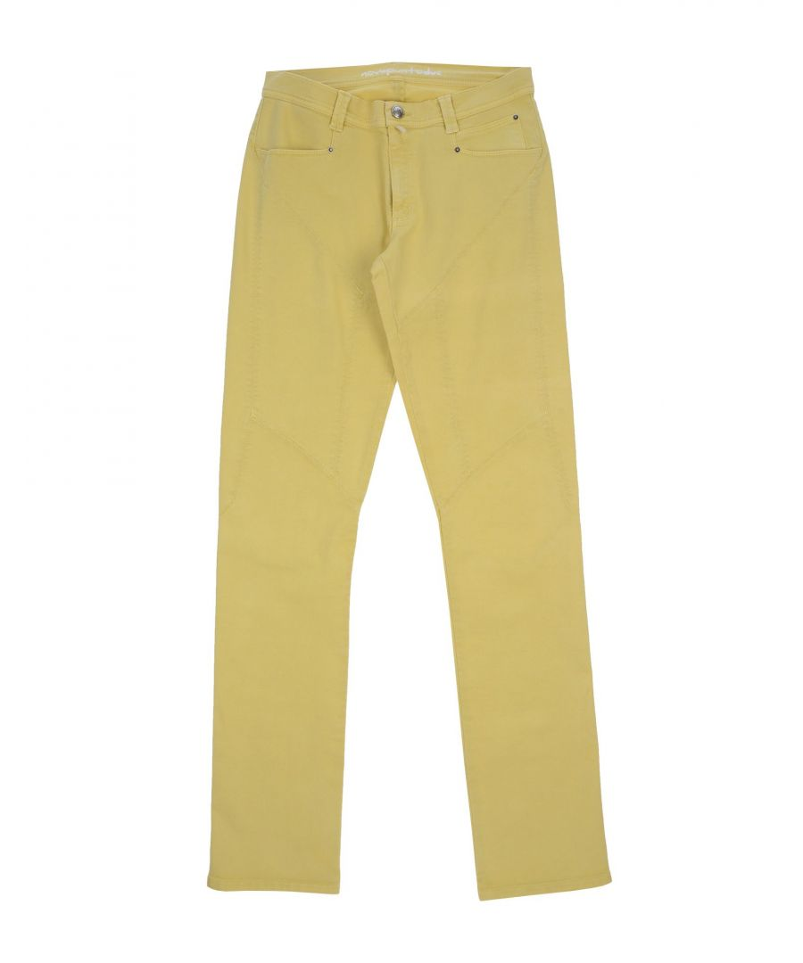Image for DENIM 9.2 By Carlo Chionna Yellow Girl Cotton