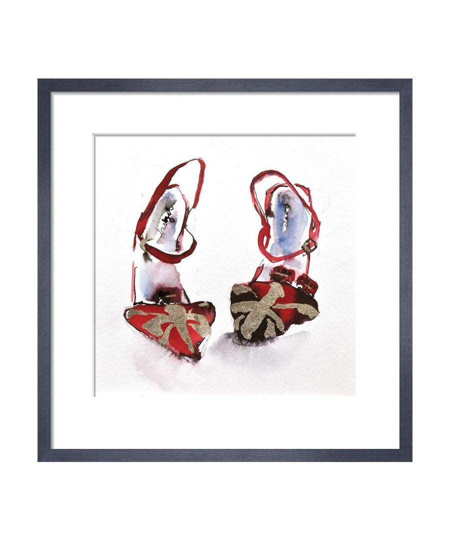 Image for The Red Shoes by Bridget Davies