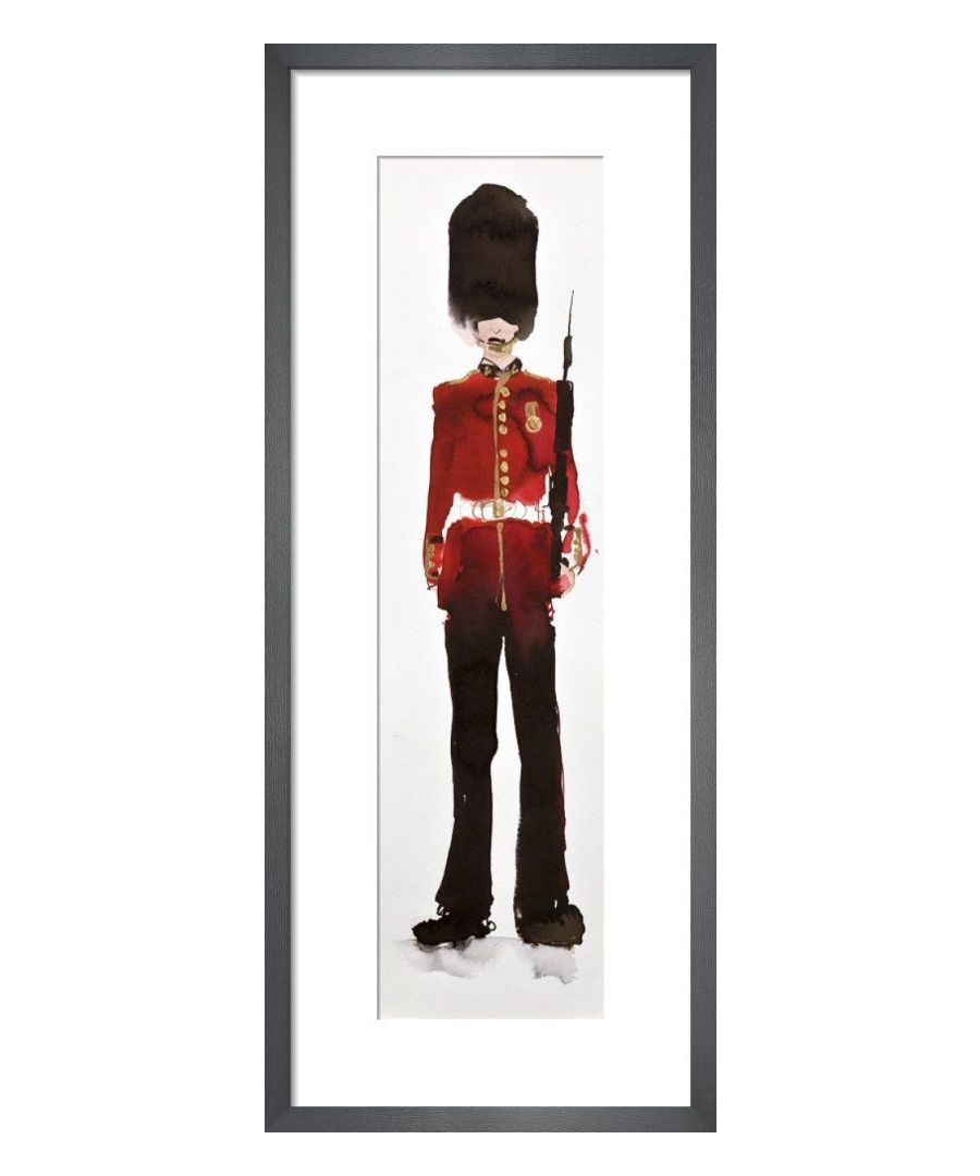 Image for Queens Foot Guard By Bridget Davies