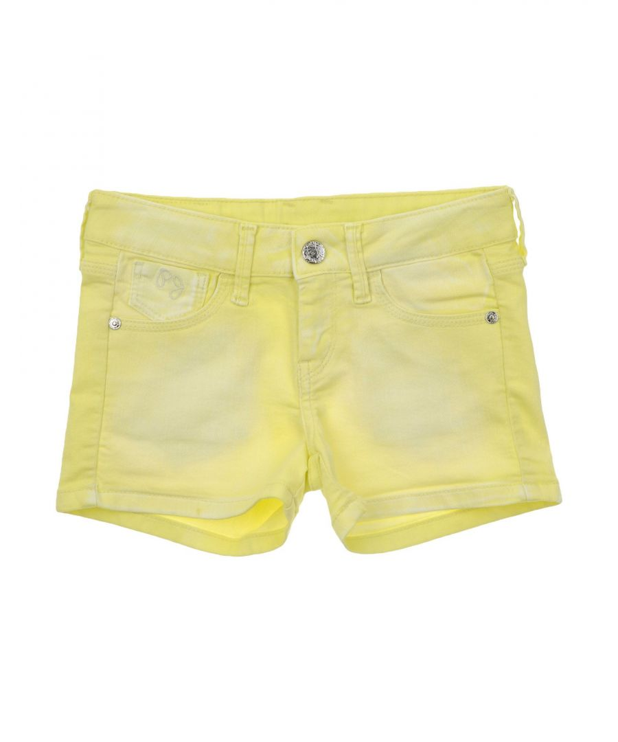 Image for DENIM Pepe Jeans Yellow Girl Cotton