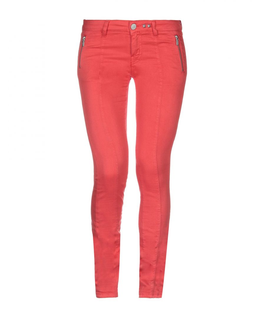 Image for DENIM Karl Lagerfeld Coral Woman Cotton