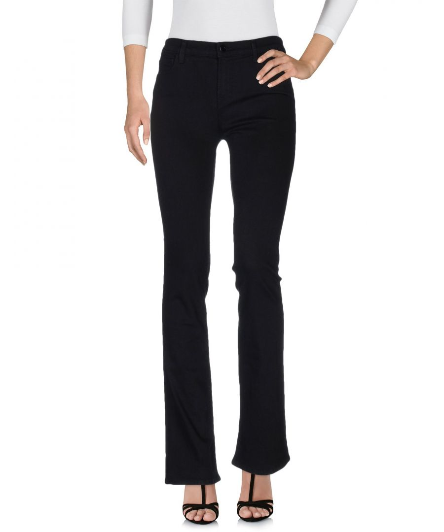 Image for J Brand Black Cotton Jeans