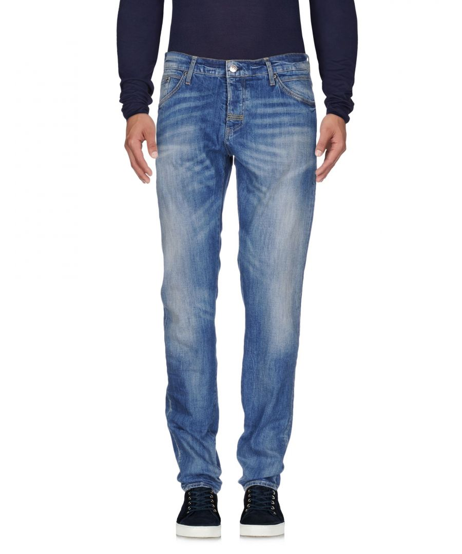 Image for Meltin Pot Blue Cotton Jeans