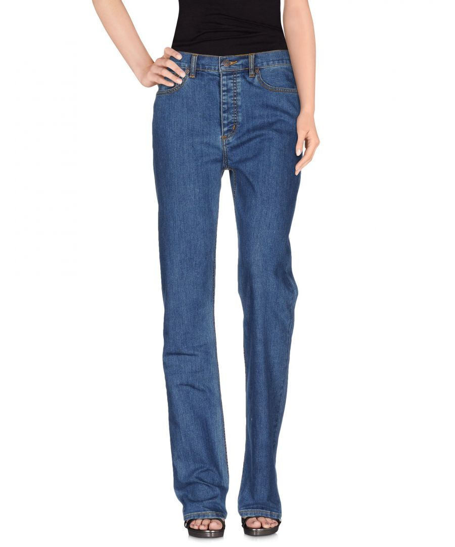 Image for DENIM Woman Marc Jacobs Blue Cotton