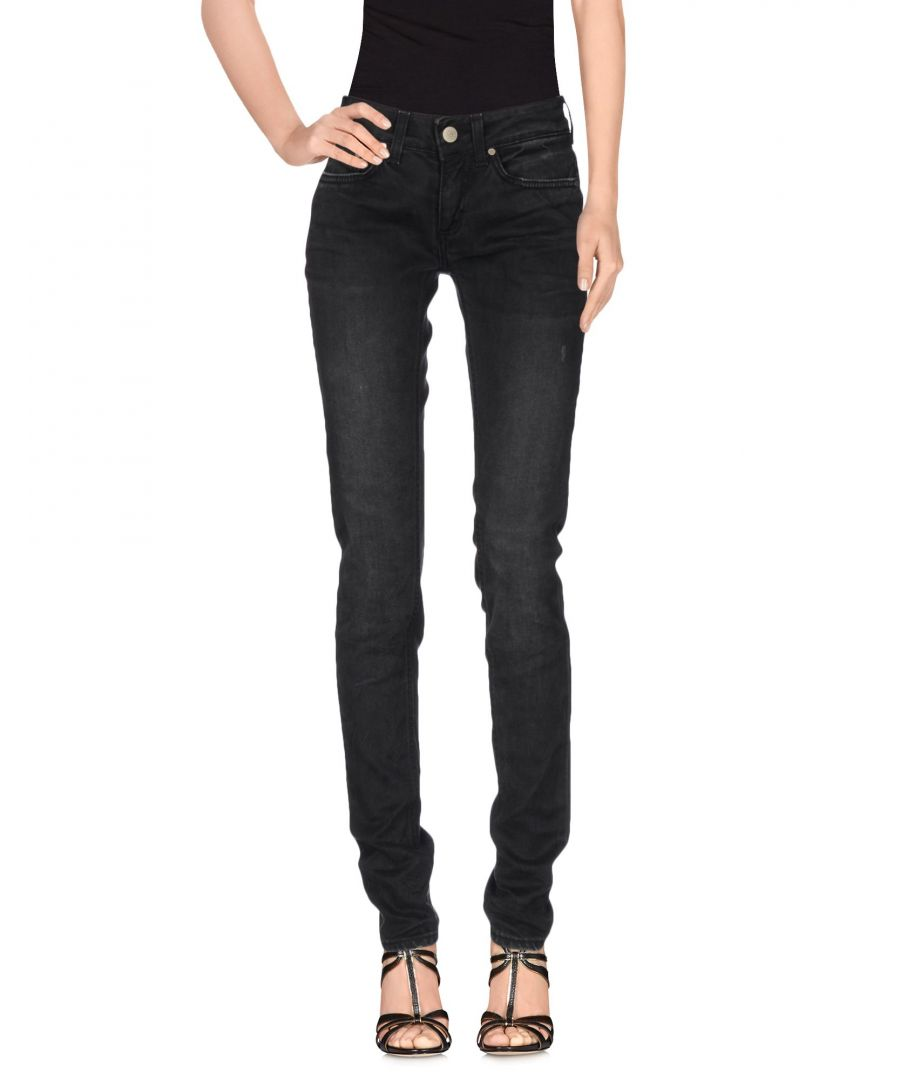 Image for Dondup Black Cotton Jeans