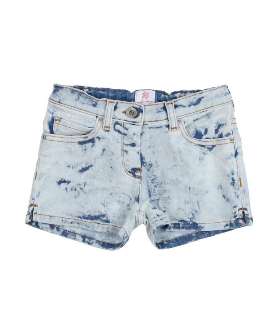 Image for Mauro Grifoni Denim Shorts