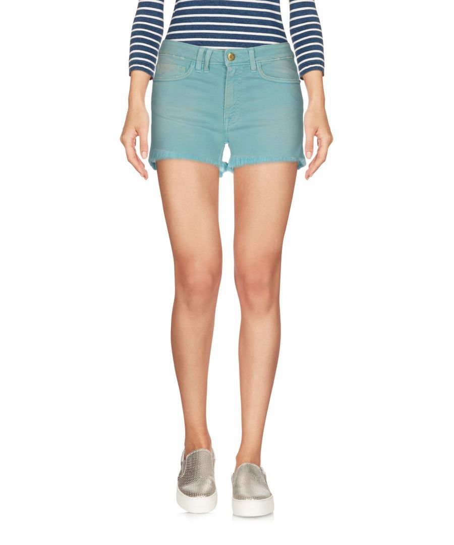 Image for Denim Women's Cycle Turquoise Cotton