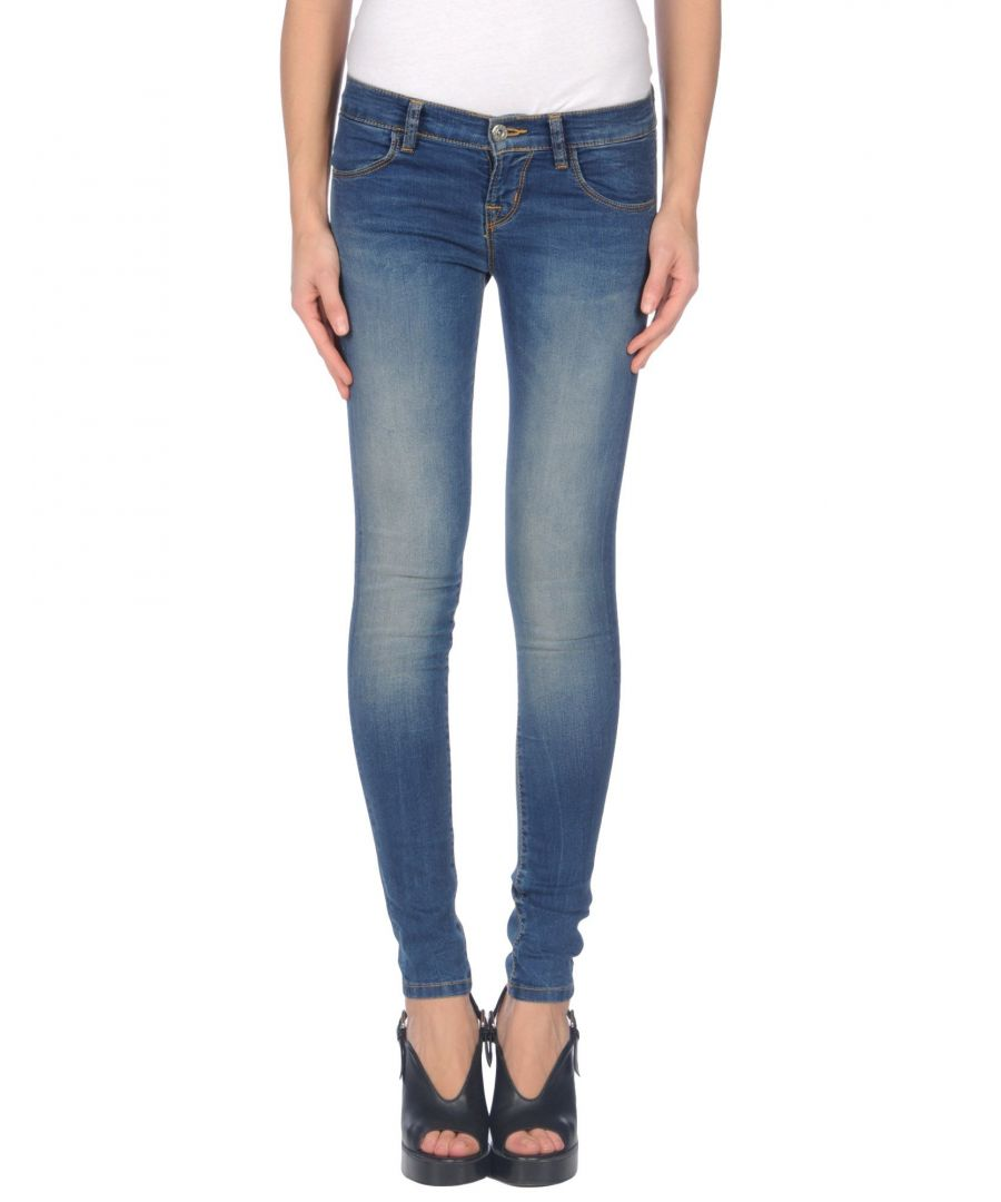 Image for Brian Dales & Ltb Blue Cotton Skinny Jeans