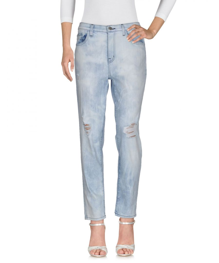 Image for Current/Elliott Blue Cotton Jeans