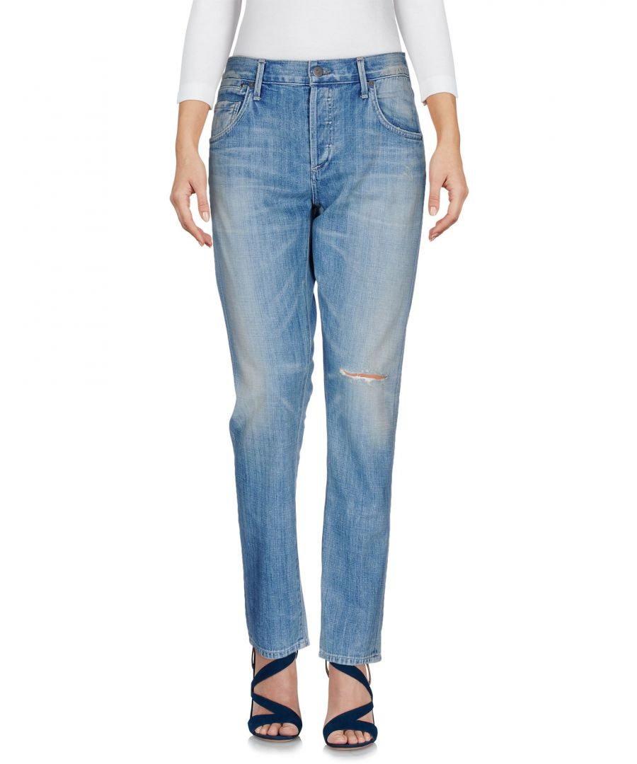 Image for DENIM Citizens Of Humanity Blue Woman Cotton