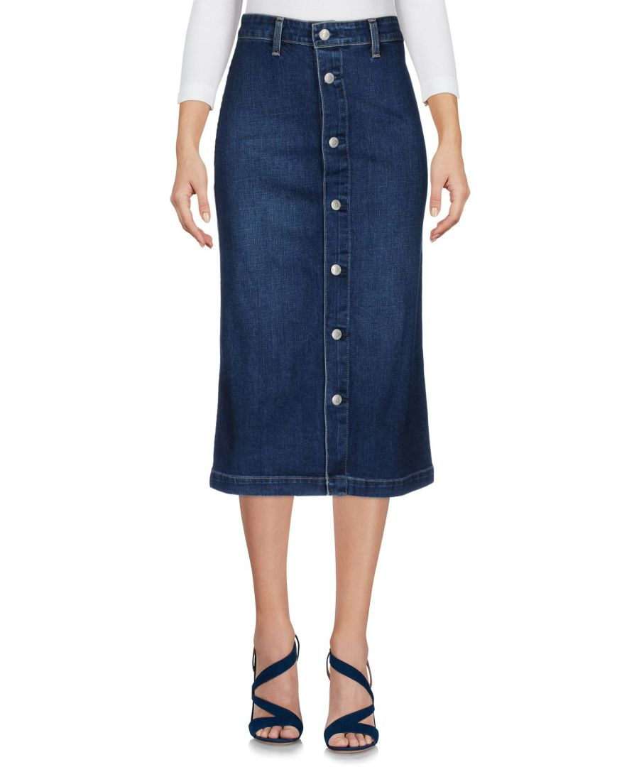 Image for DENIM Alexachung For Ag Jeans Blue Woman Cotton