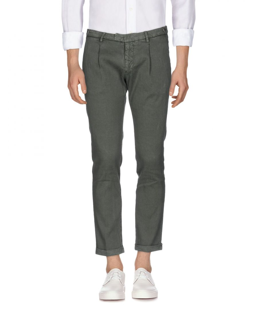 Image for Michael Coal Military Green Jeans