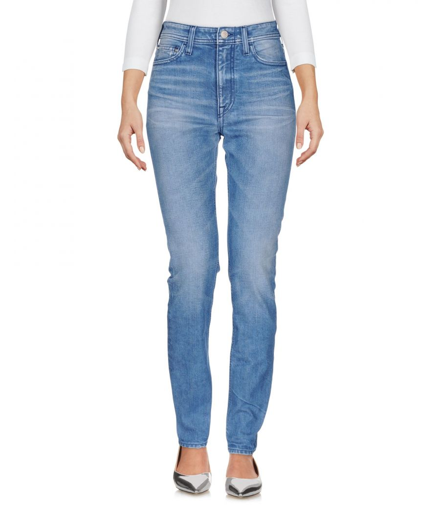 Image for DENIM Cycle Blue Woman Cotton