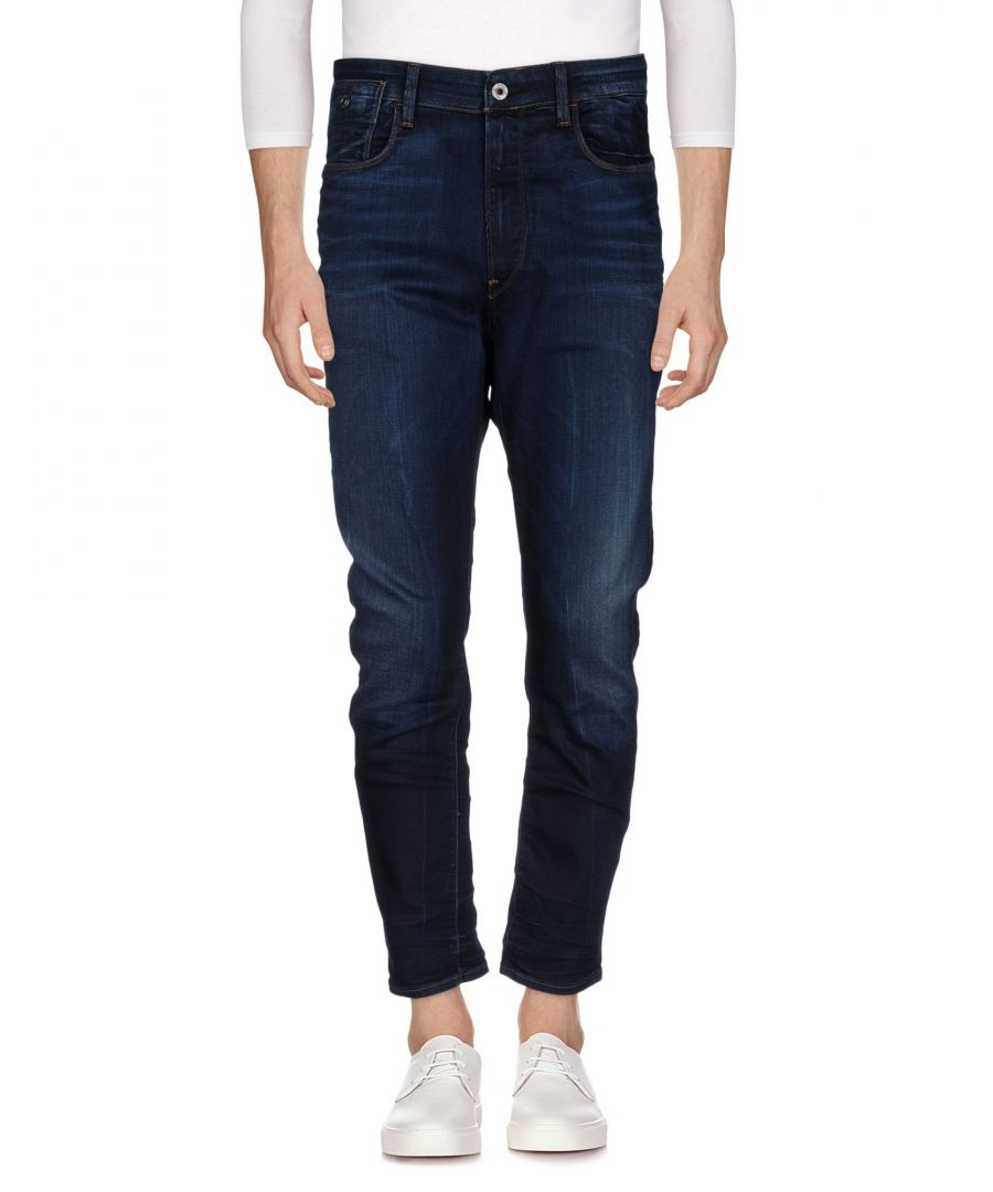 Image for G-Star Raw Blue Dark Wash Jeans