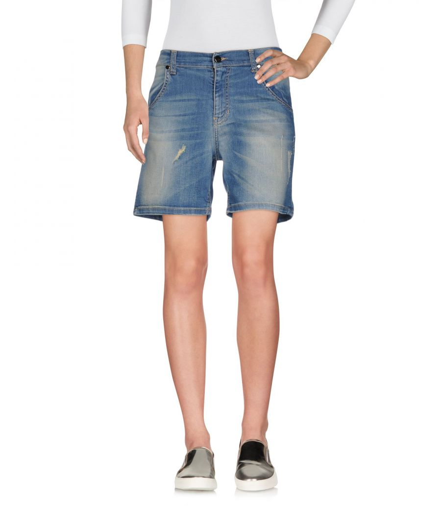 Image for Anna Rachele Jeans Collection Blue Denim Shorts