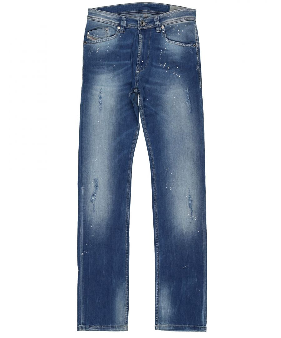 Image for DENIM Diesel Blue Boy Cotton