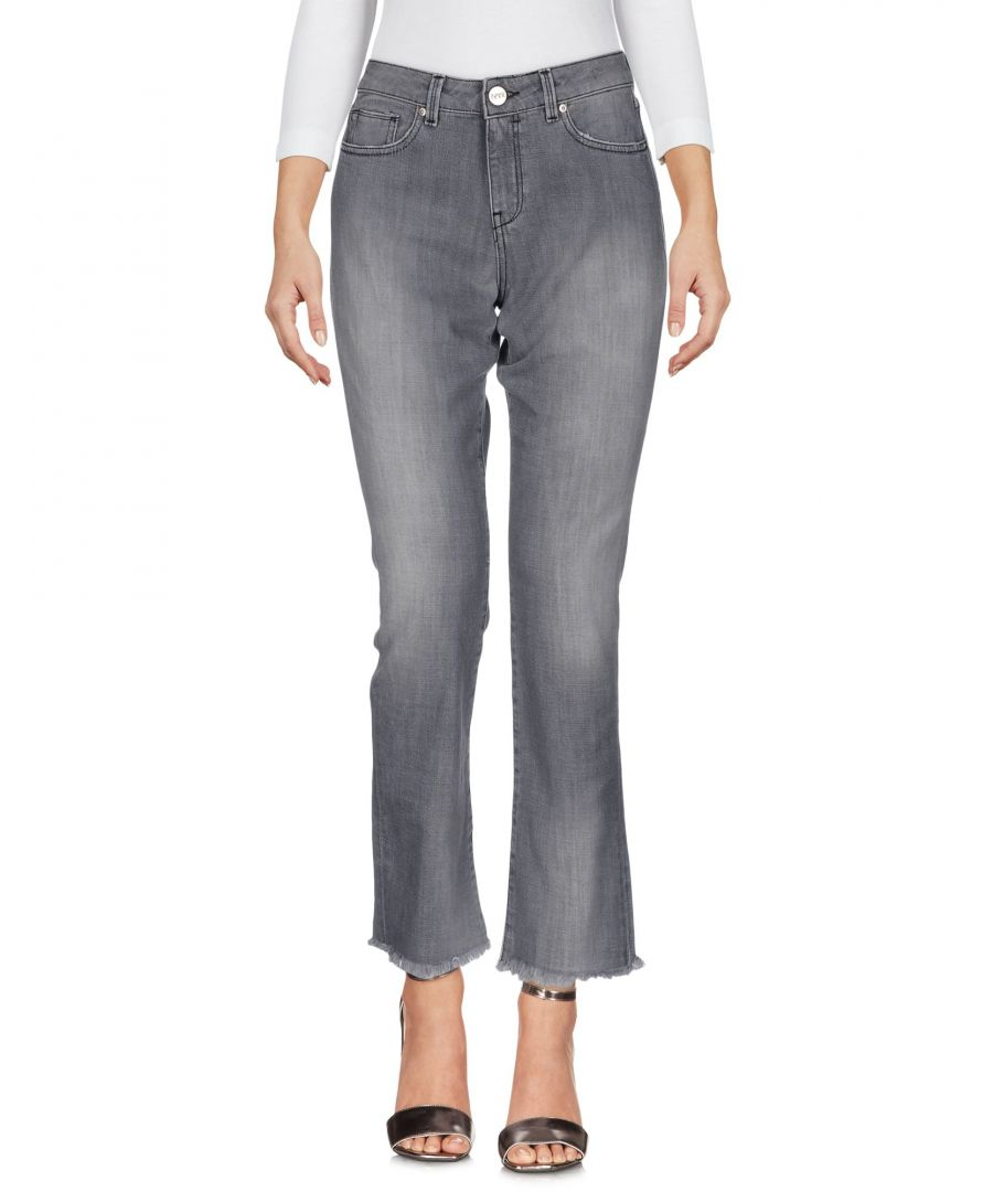 Image for Pinko Grey Cotton Jeans