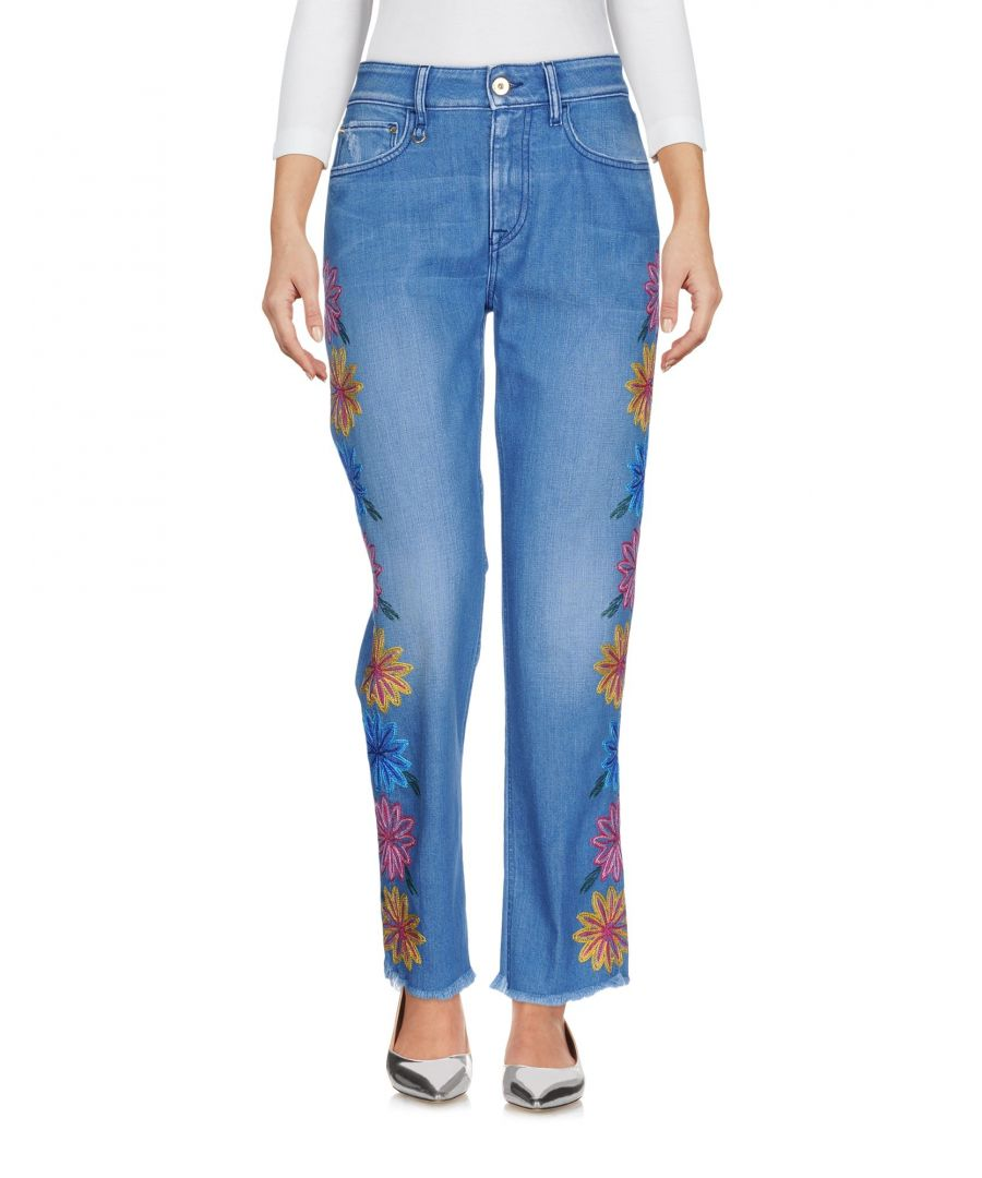Image for DENIM Woman Cycle Blue Cotton