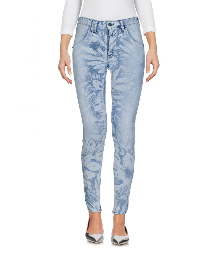 Image for Cycle Blue Light Wash Cotton Skinny Jeans
