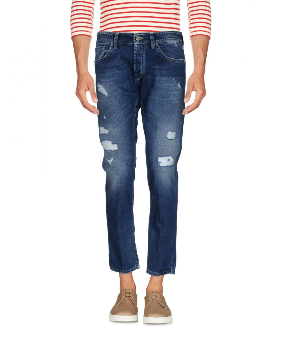 Image for DENIM Michael Coal Blue Man Cotton