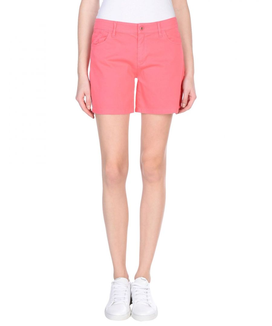 Image for Armani Jeans Fuchsia Cotton Shorts