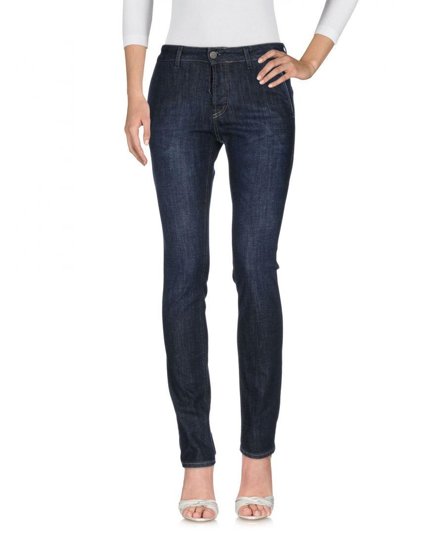 Image for Michael Coal Blue Cotton Slim Fit Jeans