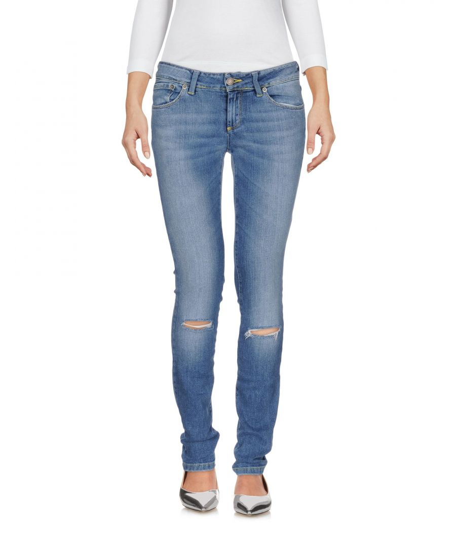 Image for DENIM Richmond Denim Blue Woman Cotton