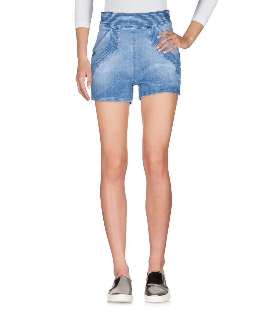 Image for Guess Blue Denim Shorts