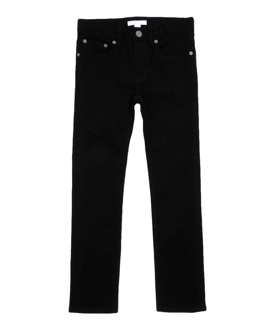 Image for DENIM Burberry Black Boy Cotton