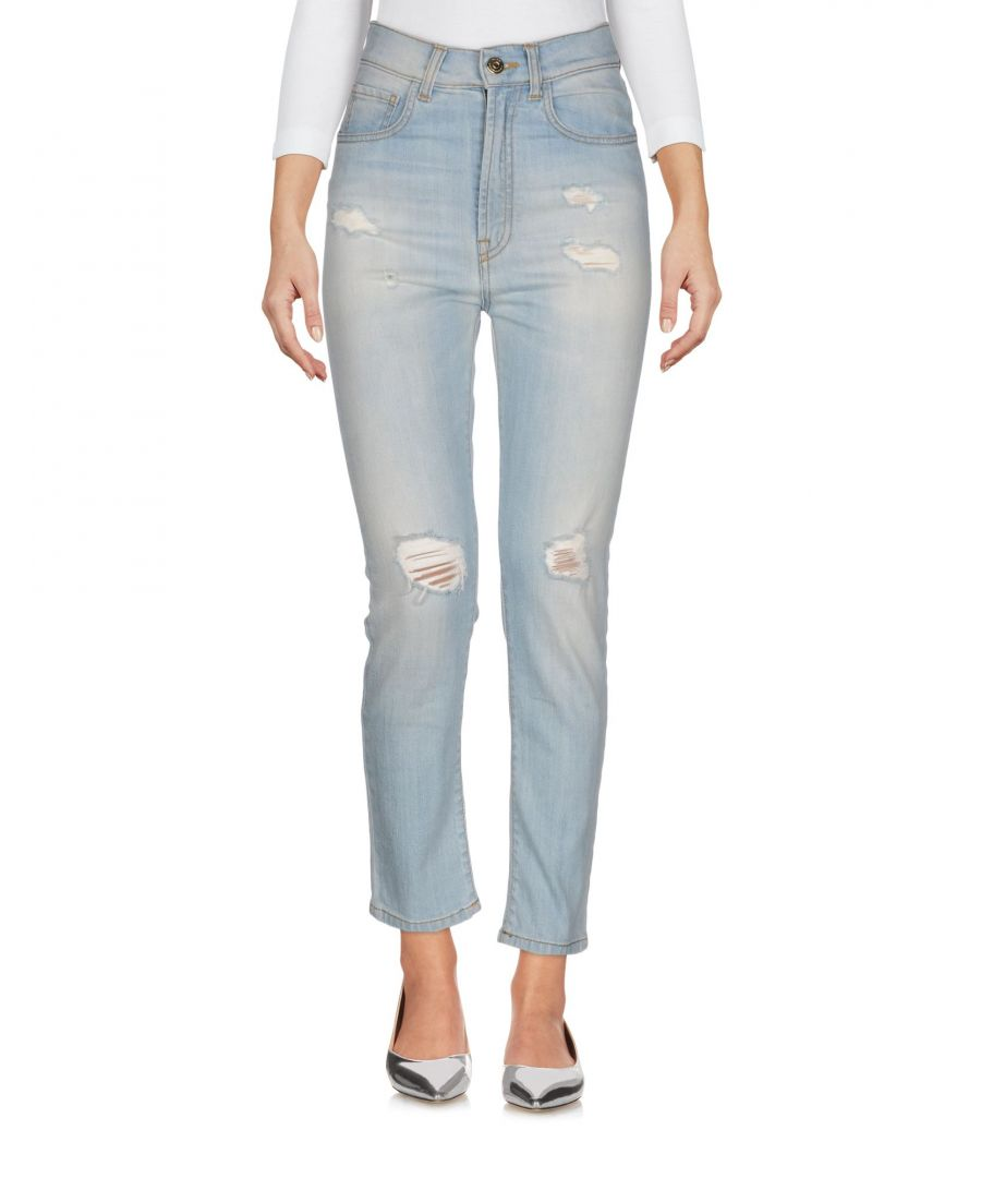 Image for DENIM Atos Lombardini Blue Woman Cotton