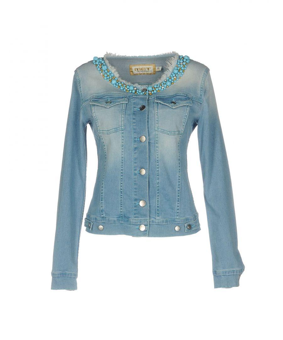 Image for Met Jeans Blue Denim Jacket