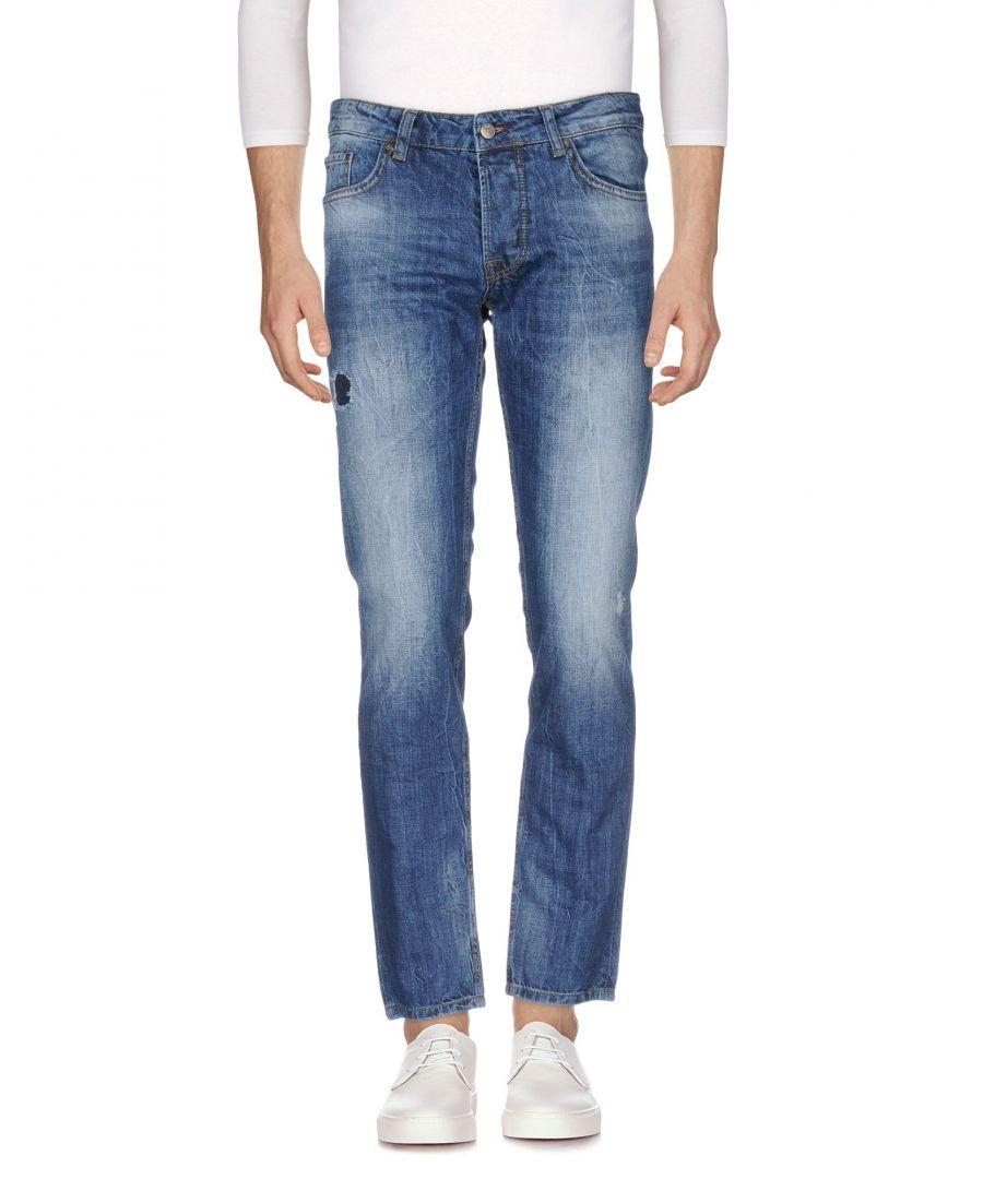 Image for Dooa Blue Cotton Jeans