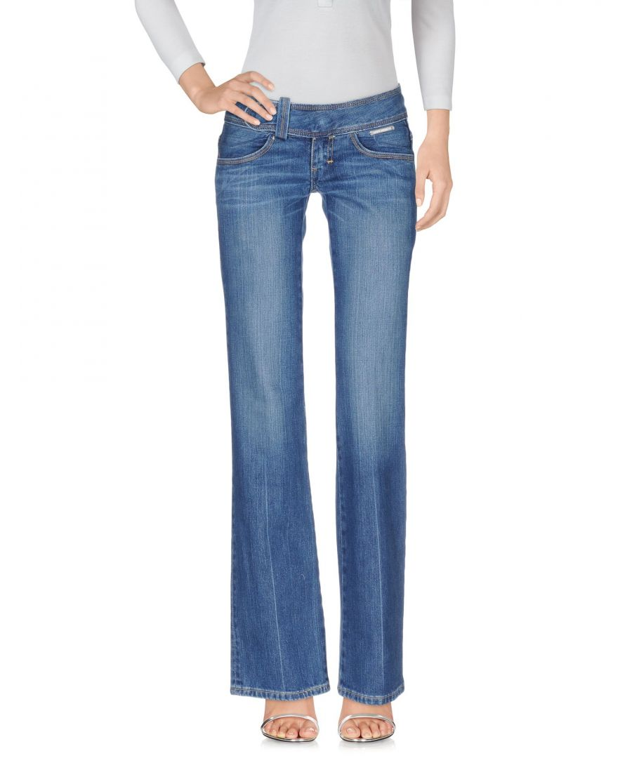 Image for DENIM Levi' S Blue Woman Cotton