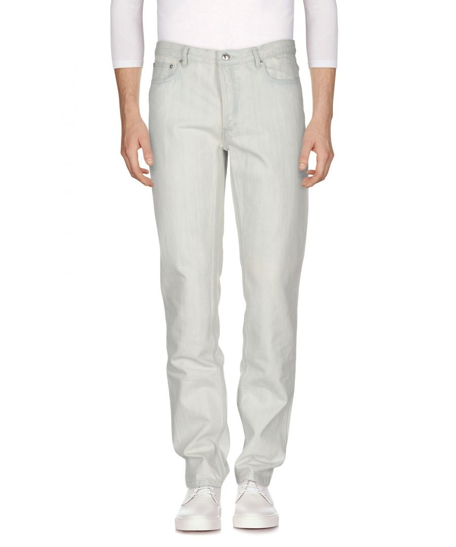 Image for A.P.C. Blue Cotton Denim trousers