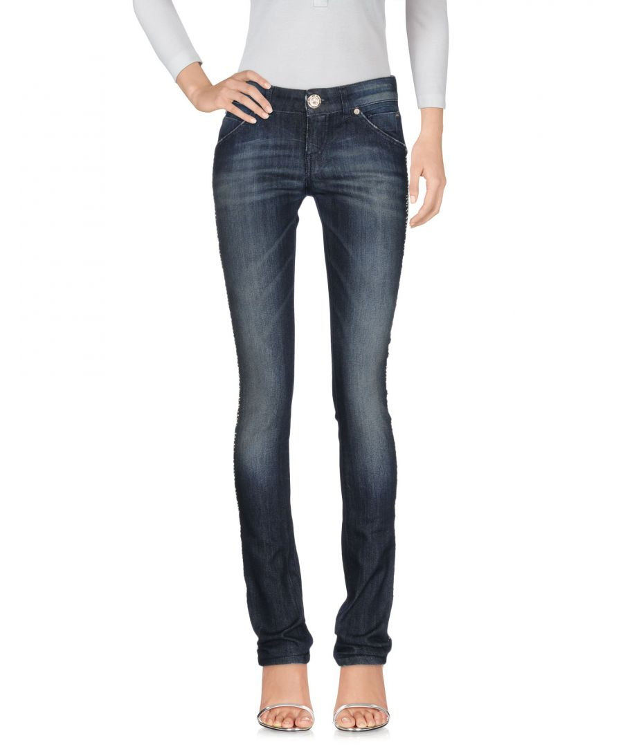 Image for Pinko Blue Cotton Jeans