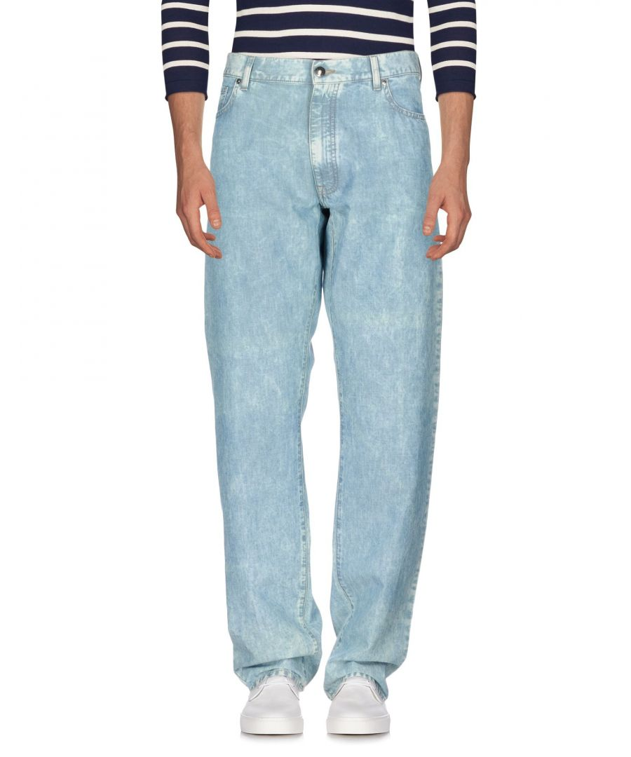 Image for Zzegna Blue Cotton Jeans