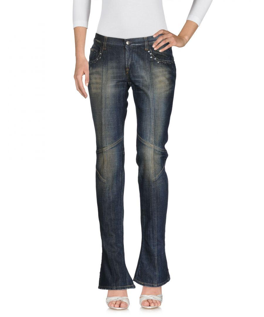 Image for C'N'C' Costume National Blue Cotton Jeans