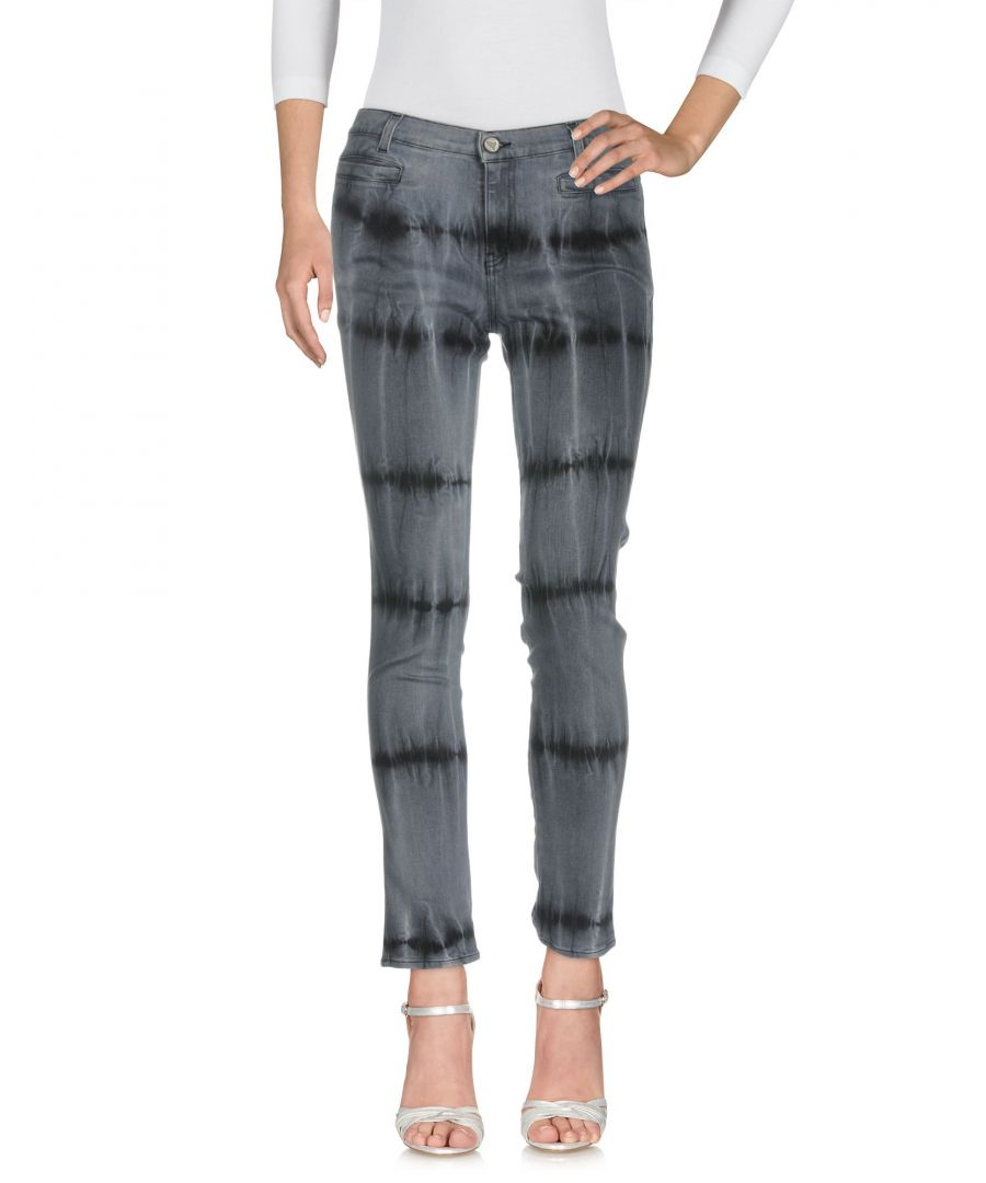 Image for M.I.H Jeans Grey, Slate blue Cotton Pantaloni jeans