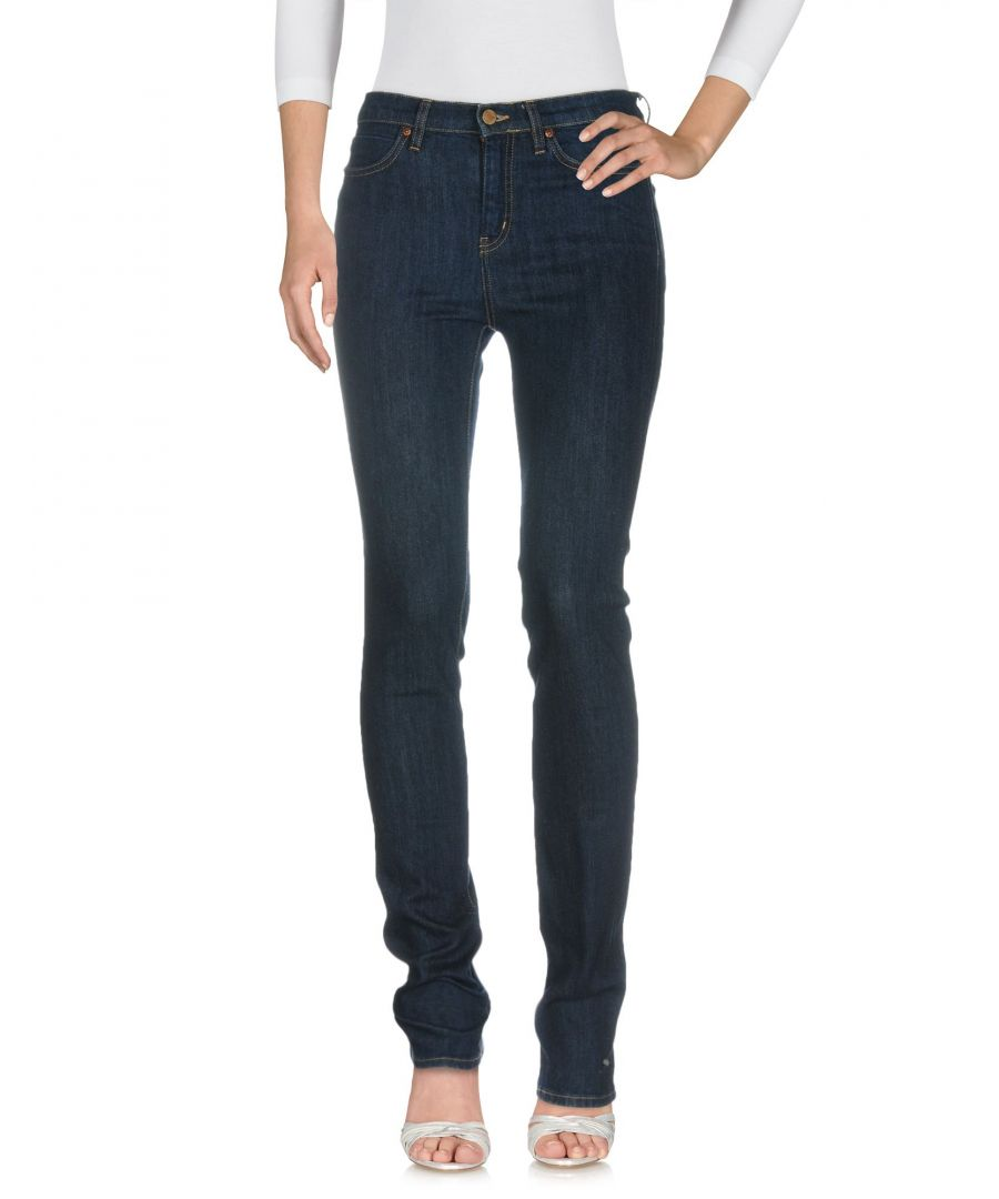 Image for DENIM M.I.H Jeans Blue Woman Cotton