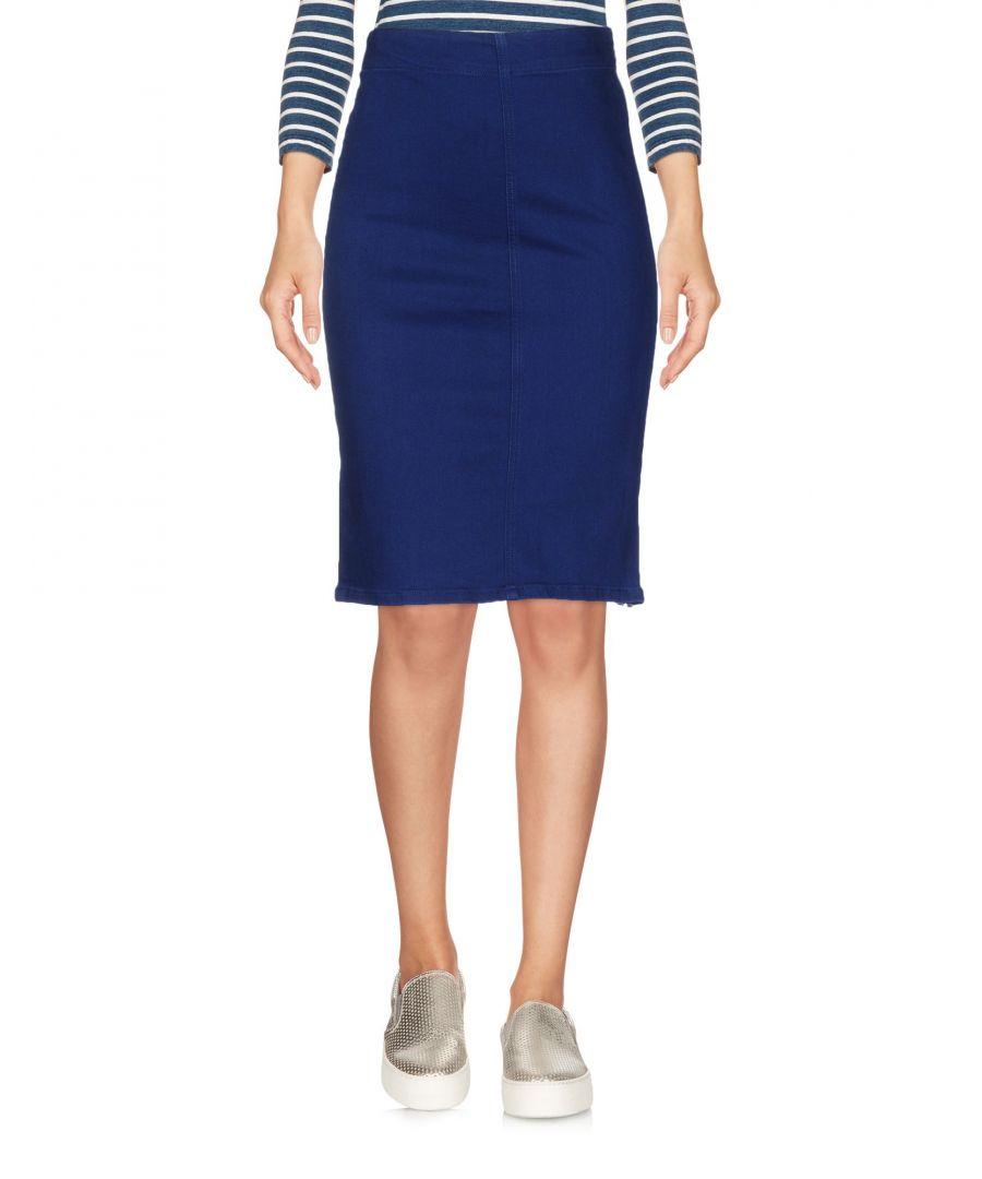 Image for M.I.H Jeans Blue Denim Skirt
