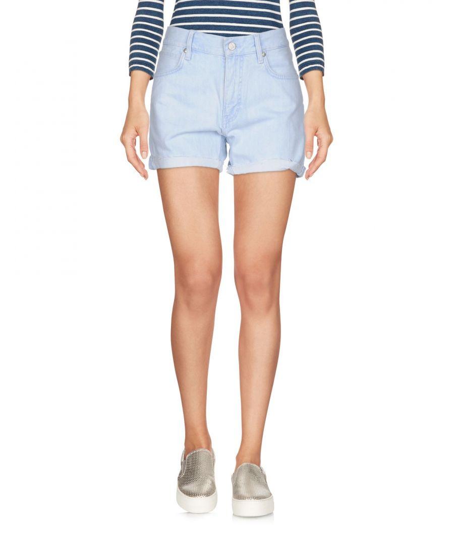 Image for M.I.H Jeans Blue Denim Shorts