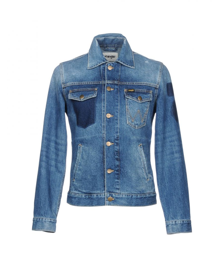 Image for Wrangler Blue Denim Jacket